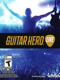 """Guitar Hero Live Home"" 