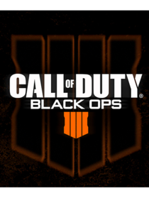 """Call of Duty®: Black Ops 4"" 