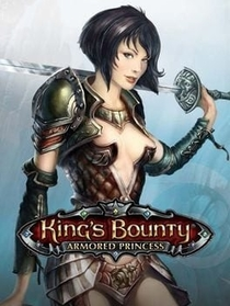 """King's Bounty: Armored Princess"" 