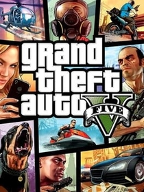 """Grand Theft Auto V"" | 2013"