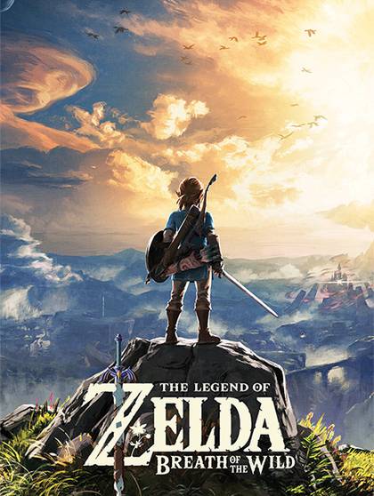 """The Legend of Zelda "" 