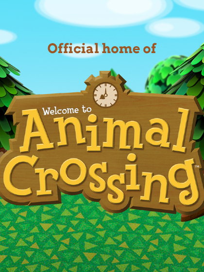 """Animal Crossing "" 