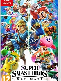 """Super Smash Bros. Ultimate for Nintendo Switch""  "