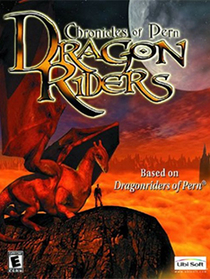 """Dragonriders: Chronicles of Pern"" 