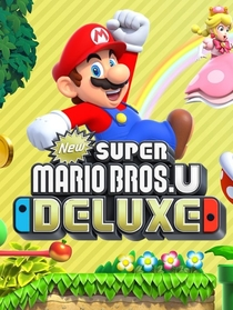 """New Super Mario Bros. U Deluxe"" 