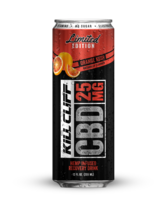 "People recommend ""Kill Cliff Recovery Drink, Blood Orange, 12 Oz Cans, 24 Count"""
