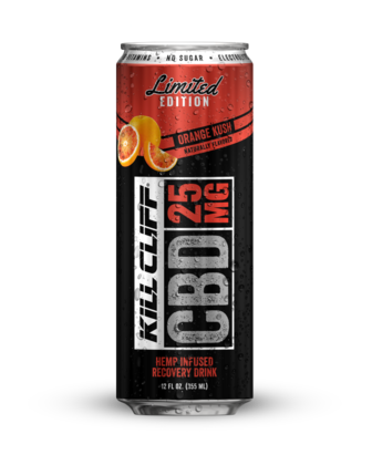 """People recommend """"Kill Cliff Recovery Drink, Blood Orange, 12 Oz Cans, 24 Count"""""""