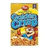 "People recommend ""Golden Crisp Post Golden Crisp Cereal, 14.75 Oz"""