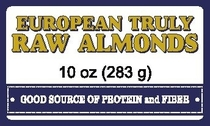 "People recommend ""Blue Mountain Organics, Raw, Sprouted, Organic, European ""Truly Raw"" Almonds, 10 oz"""