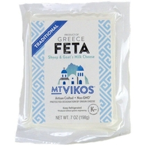 "People recommend ""Feta Cheese, Mt Vikos, 7 oz. (4 pack)"""