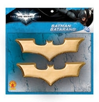 "People recommend ""Batman: The Dark Knight Rises: Batarangs (Gold)"""