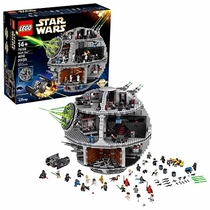 "People recommend ""LEGO Star Wars Death Star 75159 Space Station Building Kit with Star Wars Minifigures for Kids and Adults (4,016 Pieces)"""