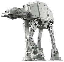 "People recommend ""Bandai Hobby Star Wars 1/144 at-at Walker Building Kit"""