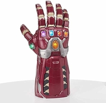 "People recommend ""Avengers Marvel Legends Series Endgame Power Gauntlet Articulated Electronic Fist"""