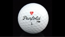 "People recommend ""Penfold Heart Golf Ball"""