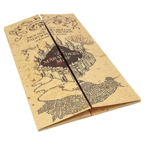 "People recommend ""Marauder's Map™ by The Noble Collection"""