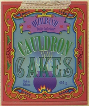 "People recommend ""Cauldron Cake"""