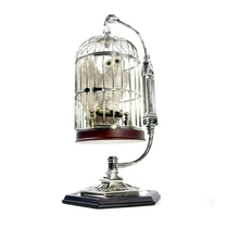 "People recommend ""Miniature Hedwig and Cage by The Noble Collection"""