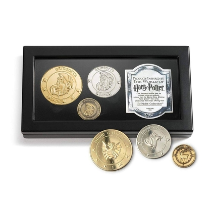 "Люди рекомендуют ""GRINGOTTS™ Coin Collection by The Noble Collection"""