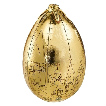 "People recommend ""Golden Egg Prop Replica by The Noble Collection"""