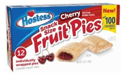 """People recommend """"Hostess Snack Size Fruit Pies 12oz (Cherry)"""""""