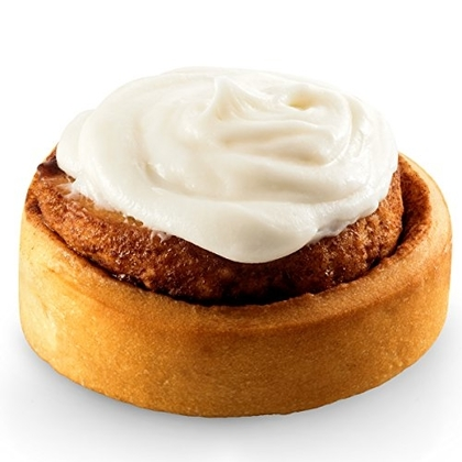 "People recommend ""Cinnamon Rolls with Cream Cheese Icing (18 pack)"""