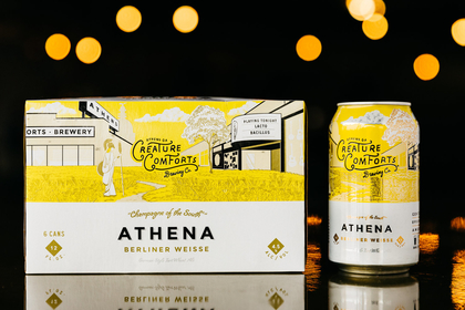 "People recommend ""Athena"""