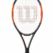 "People recommend ""Wilson Burn 100 Team Tennis Racquet"""