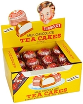 "People recommend ""Tunnock's Milk Chocolate Tea Cakes 36 x 24g (36 x 24g)"""