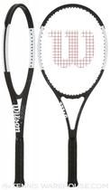 "People recommend ""Wilson Pro Staff RF 97 Black Federer Autograph Tennis Racquet """