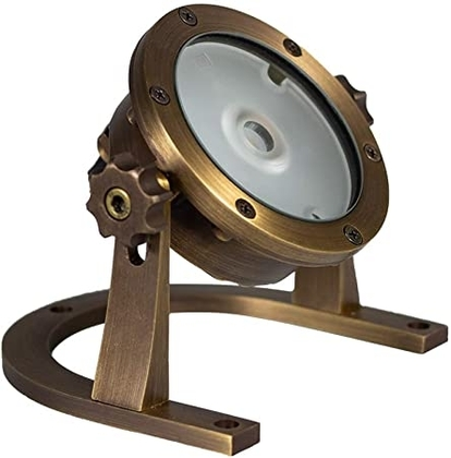 "People recommend ""VOLT Salty Dog LED Underwater Light, Brass"""
