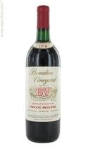 """People recommend """"Beaulieu Vineyard (BV) Georges De Latour Private Reserve Cabernet Sauvignon"""""""