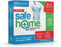 """People recommend """"Safe Home LEAD in Drinking Water Test Kit"""""""