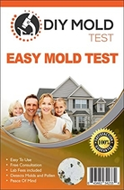 """People recommend """"DIY Mold Test, Mold Testing Kit (3 tests). Lab Analysis and Expert Consultation included"""""""