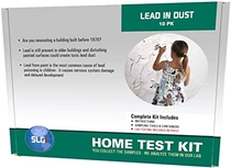 """People recommend """"Lead Test Kit in Dust Wipes 10PK (5 Bus. Days) Schneider Labs"""""""