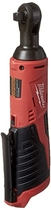 """People recommend """"Milwaukee 2457-20 M12 Cordless 3/8"""" Sub-Compact 35 ft-Lbs 250 RPM Ratchet w/ Variable Speed Trigger (Battery Not Included, Power Tool Only)"""""""