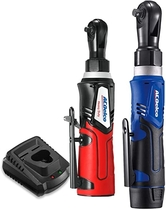 """People recommend """"ACDelco G12 Series 2-Tool Combo Kit- 1/4"""" & 3/8"""" Cordless Ratchet Wrench, ARW1209-K9"""""""