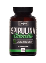 "People recommend ""Onnit Spirulina and Chlorella: Nutrient Rich Greens Supplement (80ct)"""