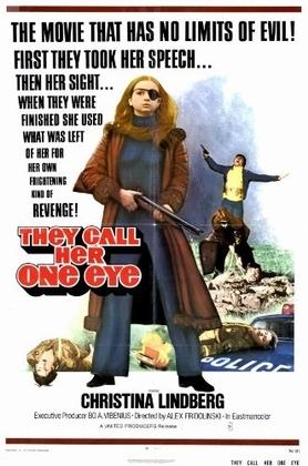 """Люди рекомендуют """"Постер """"They Call Her One Eye"""" (1974)"""""""
