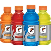 """People recommend """"Gatorade Classic Thirst Quencher, Variety Pack, 12 Ounce Bottles (Pack of 24) """""""