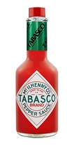 """People recommend """"TABASCO Original Red Pepper Hot Sauce (12 Ounces)"""""""