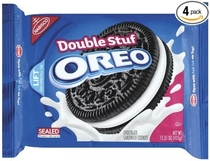 """People recommend """"Oreo Double Stuff Chocolate Sandwich Cookie"""""""