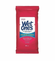 """People recommend """"Wet Ones Hand Wipes """""""