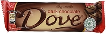 """People recommend """" Dove Dark Chocolate Bars Silky Smooth """""""