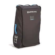 """People recommend """"UPPAbaby VISTA Travel Bag with TravelSafe: Baby"""""""
