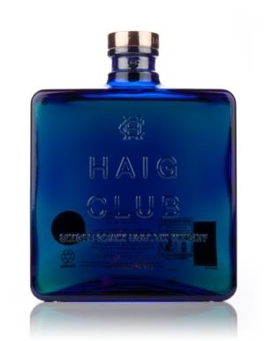 """People recommend """"Haig Club"""""""
