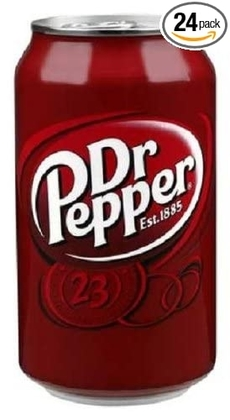 """People recommend """"Dr. Pepper, 12-Ounce Cans (Pack of 24) : Soda Soft Drinks"""""""