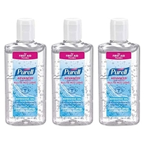 """People recommend """" Purell Advanced Hand Sanitizer """""""