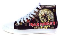 """People recommend """"Кеды Rock Shoes Iron Maiden (40-46), Размер (Rock Shoes) 40 (26,2 См) — в Категории """"Кроссовки, Кеды Повседневные"""" на Bigl.ua (913606247)"""""""
