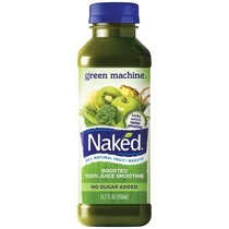"""People recommend """"NAKED JUICE SMOOTHIE GREEN MACHINE 15.2 OZ PACK OF 3"""""""